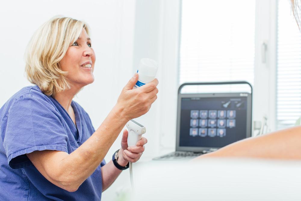 Gefäßmedizin und Gefäßchirurgie Aachen - Dr. Hoff - Leistungen - Gefäßdiagnostik